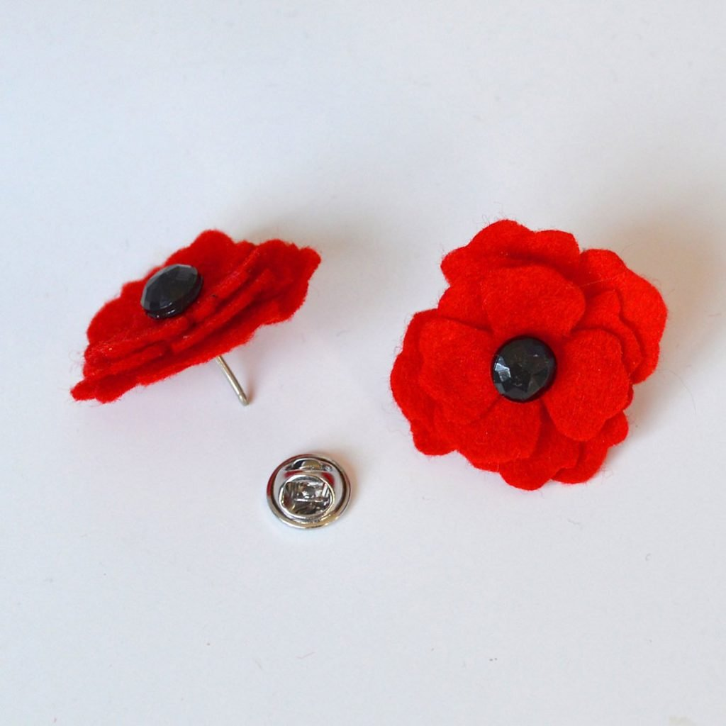 Wickstead's-Mr-Wickstead-Handmade-Red-&-Deep-Red-Poppy-Boutonnieres-Lapel-&-Tie-Pin-(2)