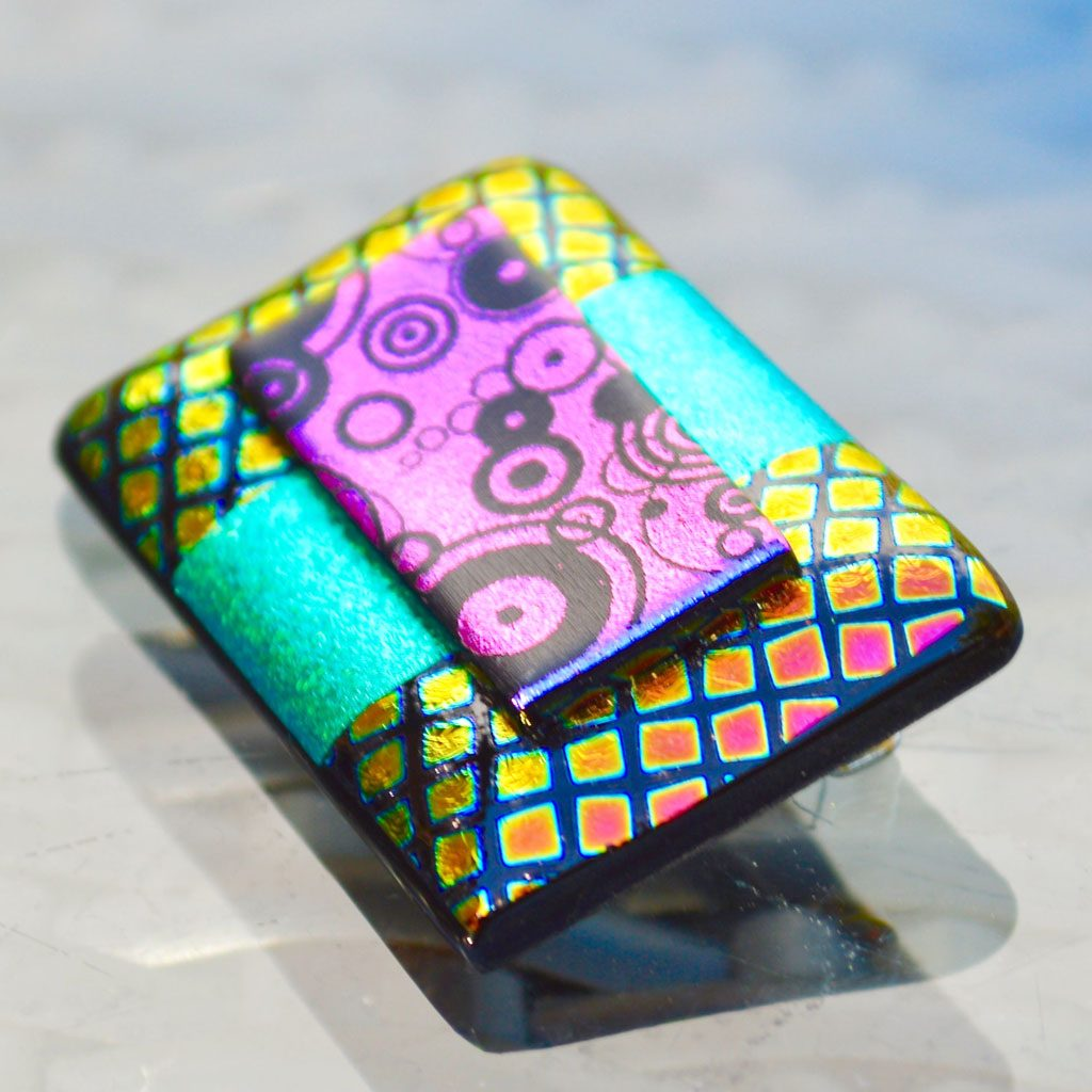 AWD-Large-Dichroic-Brooch-patterned-sm-squares-and-Retro-swirls–(3)