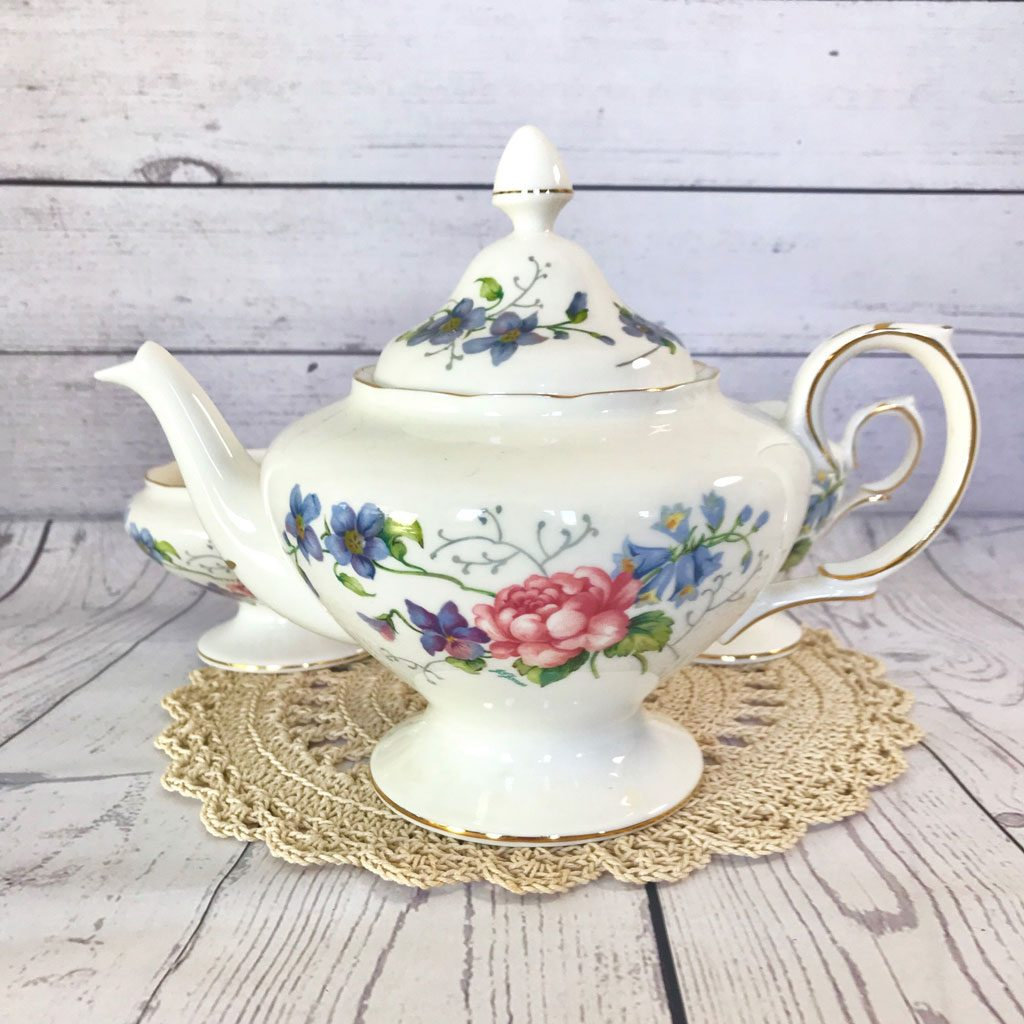 Crown-Staffordshire-England's-Glory-Teapot-Trio-(2)