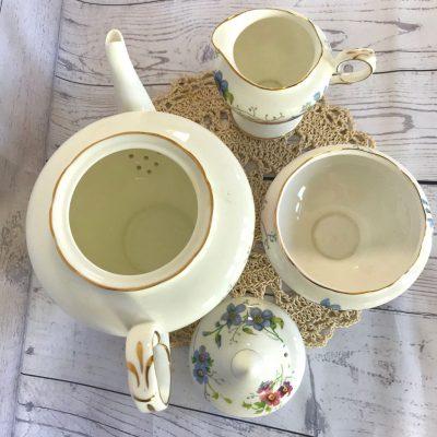 Crwon-Staffordhsire-England's-Glory-Teapot-Trio-(7)