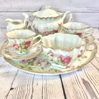 Home-&-Living-Tableware-Victorian-Tea-Set-on-Tray-(2)-