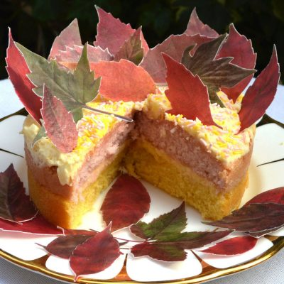 Wickstead's-Eat-Me-Edible-Sugar-Free-Vanilla-Wafer-Rice-Paper-Red-Autumn-Fall-Leaves-Leaf-(5)