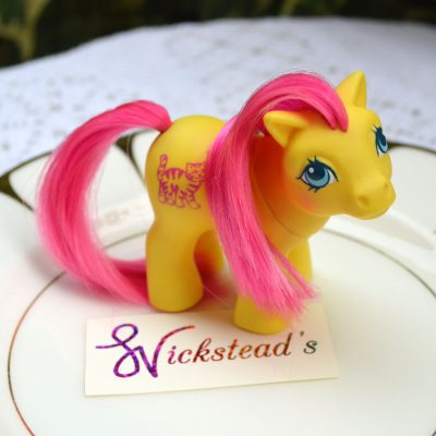 Wickstead's—Home-&-Living—Vintage-My-Little-Pony-Baby-Katie-Best-Friend-Ponies–G1—1994-(1)