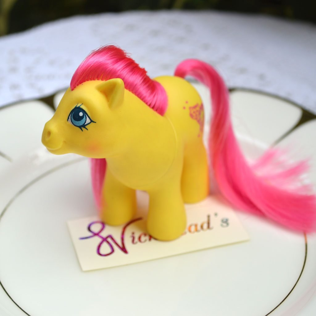 Wickstead's—Home-&-Living—Vintage-My-Little-Pony-Baby-Katie-Best-Friend-Ponies–G1—1994-(4)