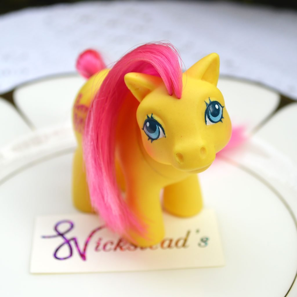 Wickstead's—Home-&-Living—Vintage-My-Little-Pony-Baby-Katie-Best-Friend-Ponies–G1—1994-(5)