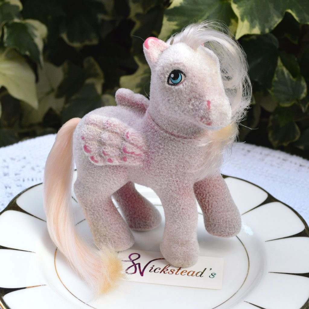 Wickstead's—Home-&-Living—Vintage-My-Little-Pony-Hippity-Hop-So-Soft—G1—1985-(1)
