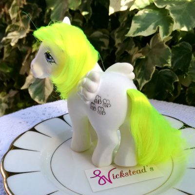 Wickstead's—Home-&-Living—Vintage-My-Little-Pony-Honeycomb-Bumblebee-Pegasus—G1—1984-(6)