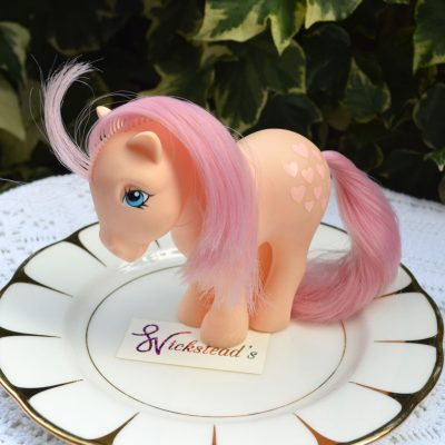 Wickstead's—Home-&-Living—Vintage-My-Little-Pony-Peachy—G1—1982—Hong-Kong-(3)