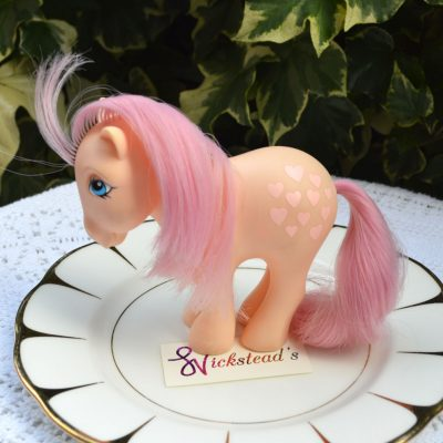 Wickstead's—Home-&-Living—Vintage-My-Little-Pony-Peachy—G1—1982—Hong-Kong-(4)