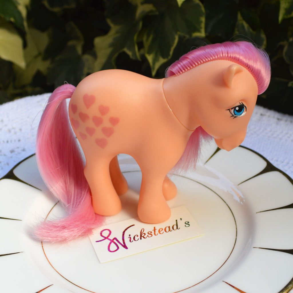 Wickstead's—Home-&-Living—Vintage-My-Little-Pony-Peachy-Italian–G1—1982—Italy-(1)