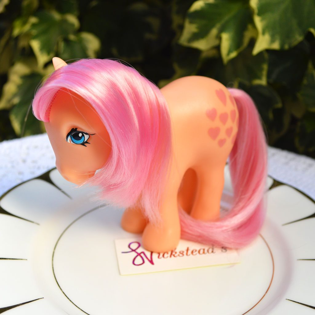 Wickstead's—Home-&-Living—Vintage-My-Little-Pony-Peachy-Italian–G1—1982—Italy-(2)