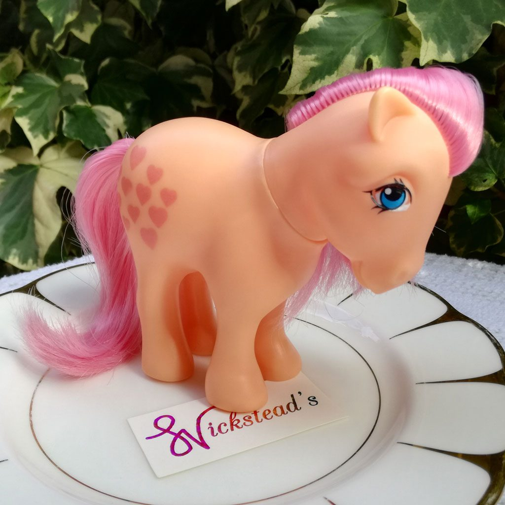 Wickstead's—Home-&-Living—Vintage-My-Little-Pony-Peachy-Italian–G1—1982—Italy-(8)