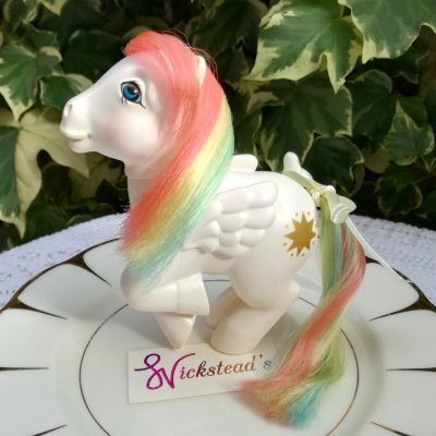 Wickstead's—Home-&-Living—Vintage-My-Little-Pony-Starshine-Asinha-de-Acucar-Suggar's-Wing—Brazilian—G1—1983–Brazil-(4)