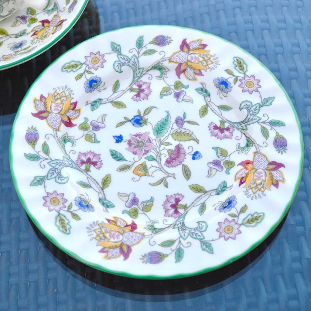 Wicksteads-Home-&-Living-Vintage-Plate-Minton-Haddon-Hall–(5)