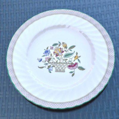 Wicksteads-Home-&-Living-Vintage-Plate-Minton-Haddon-Hall-Trellis–(1)
