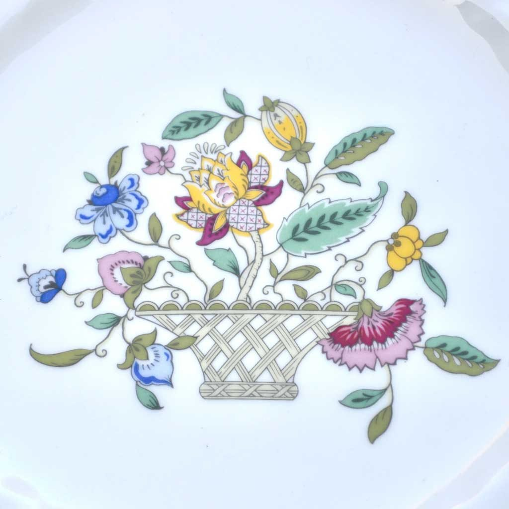 Wicksteads-Home-&-Living-Vintage-Plate-Minton-Haddon-Hall-Trellis–(2)