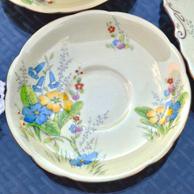 Wicksteads-Home-&-Living-Vintage-Tea-Saucer–Paragon-Yellow-Primrose-(1)