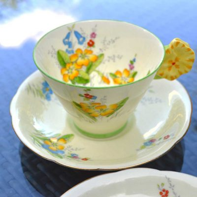 Wicksteads-Home-&-Living-Vintage-Teacup-Saucer-Paragon-Yellow-Primrose-(1)