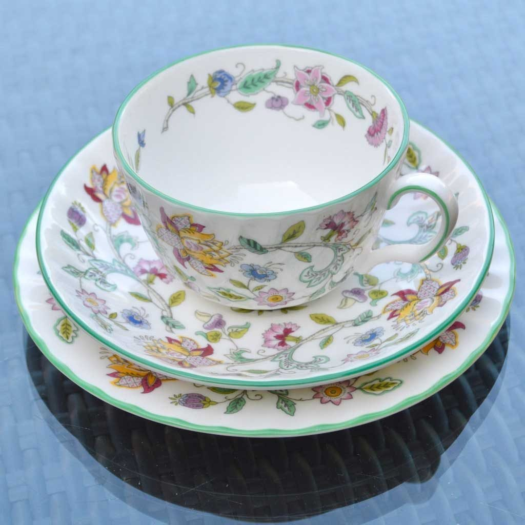 Wicksteads-Home-&-Living-Vintage-Teacups-Minton-Haddon-Hall–(2)