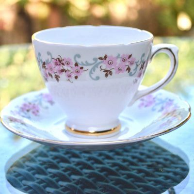 Wicksteads-Home-&-Living-Vintage-Teacups-Royal-Standard-Cherry-Blossom-(5)