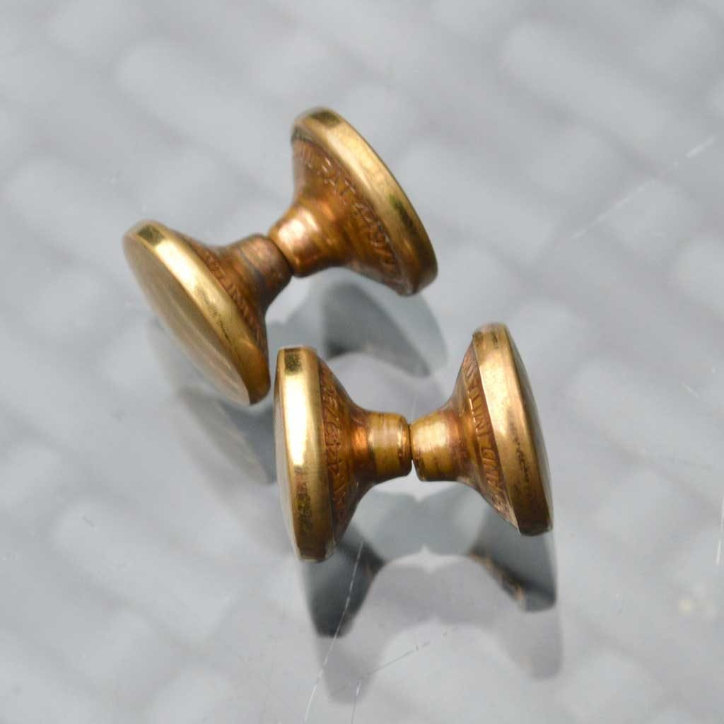 Wickstead's-Mr-Wickstead-Vintage-Cufflinks-Double-Ended-Gold-Retractable-Chain-Stripes-(3)