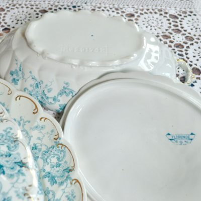 Wicksteads-Home-&-Living-Tableware-Antique-English-Tureens-&-Platter-Set-Blue-White-Floral-Florence-Pattern—(9)