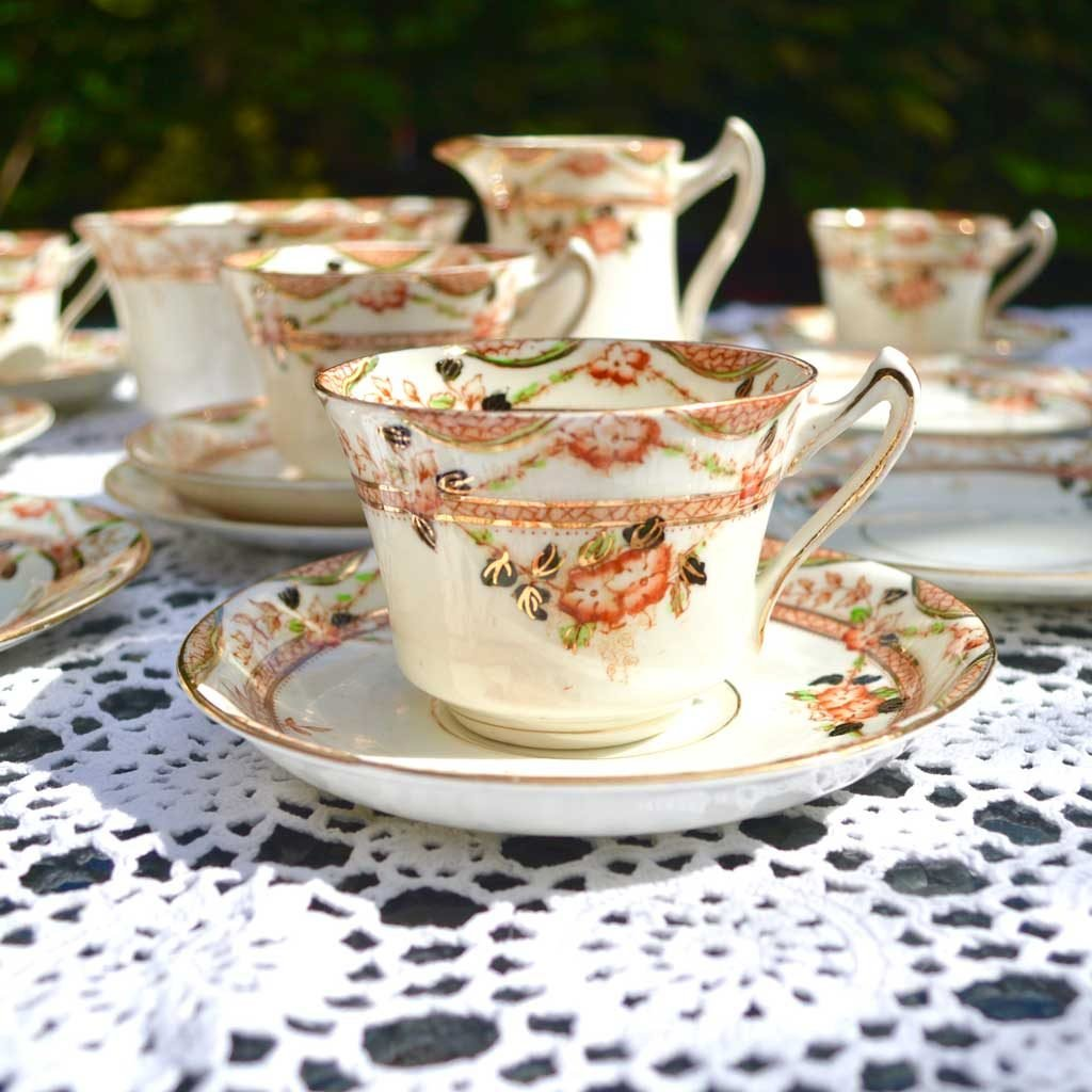 Wickstead's-Home-&-Living-Vintage-Tea-Set-Sutherland-Floral-Imari-1900s–(3)