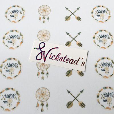 Wickstead's-Eat-Me-Edible-Meringue-Transfer-Sheets–Chocolate-Orange-Wild-One-Circles,-Dreamcatchers-&-Arrows-(2)