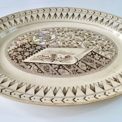 Wickstead's–Home-&-Living–Platter-Aesthetic-Brown-James-Beech-(3)