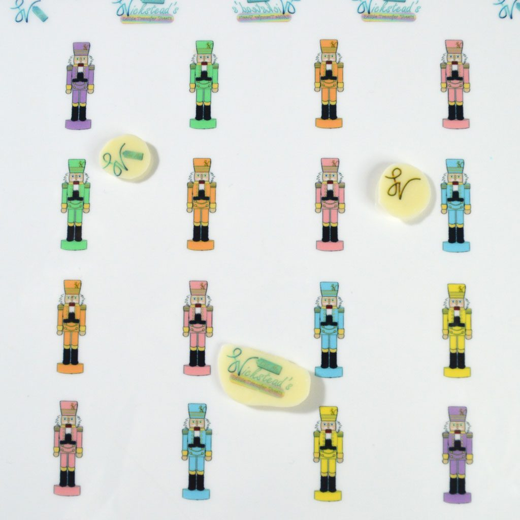 Wickstead's-Eat-Me-Edible-Chocolate-&-Meringue-Transfer-Sheets–Christmas-Pastel-Nutcrackers