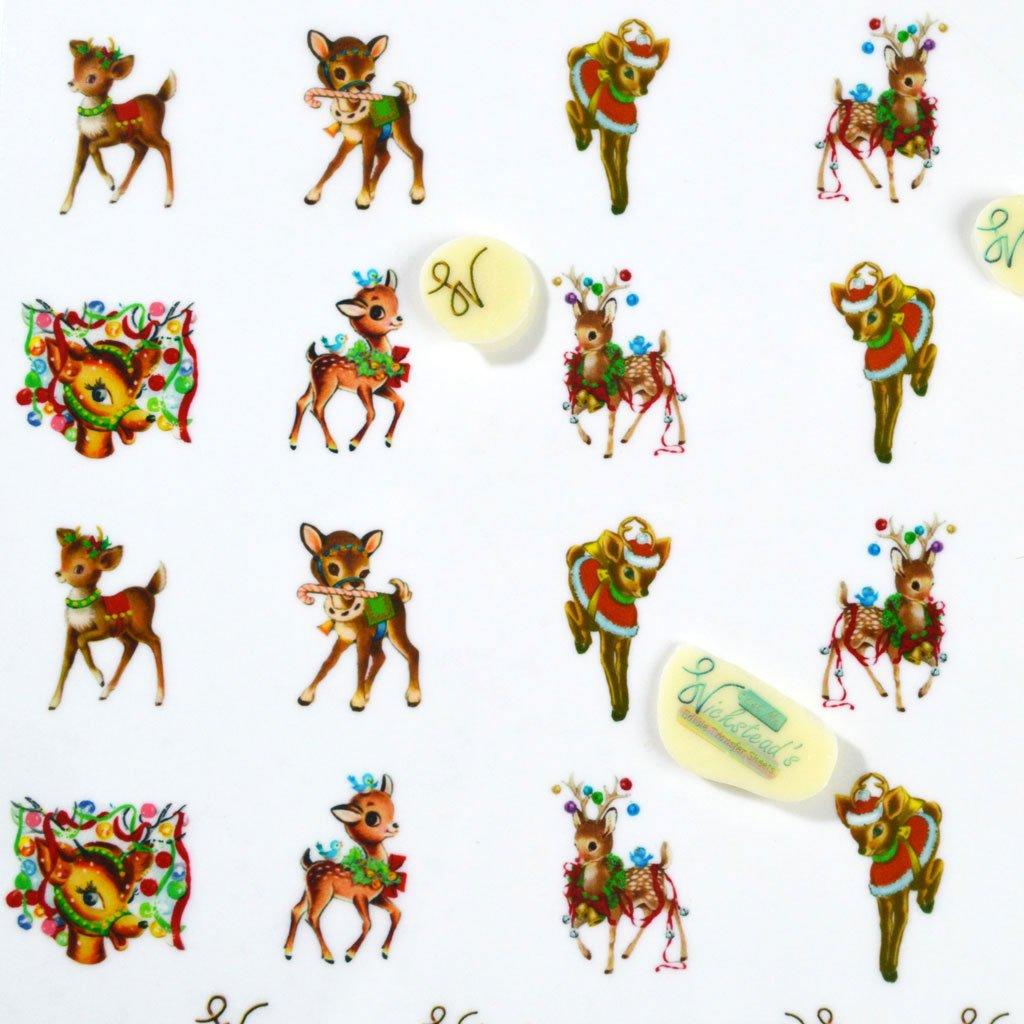 Wickstead's-Eat-Me-Edible-Chocolate-&-Meringue-Transfer-Sheets–Christmas-Reindeer-&-Deers