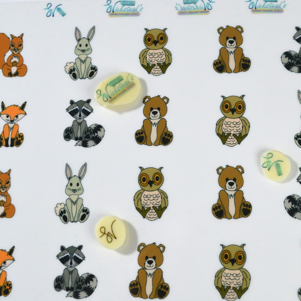 Wickstead's-Eat-Me-Edible-Meringue-&-Chocolate-Transfer-Sheets–Cute-Animals-(1)