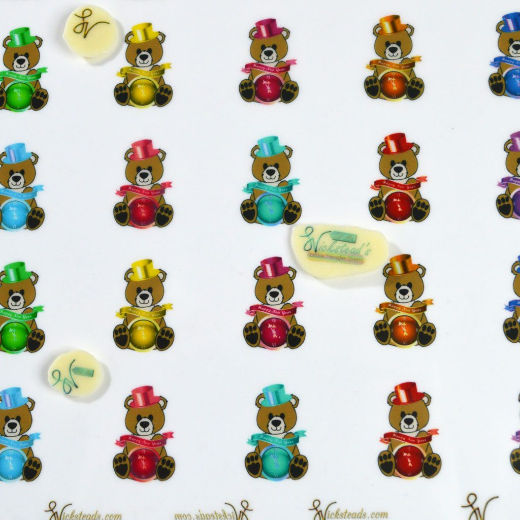 Wickstead's-Eat-Me-Edible-Meringue-&-Chocolate-Transfer-Sheets–Cute-Bears-in-New-Years-Outfits-(1)