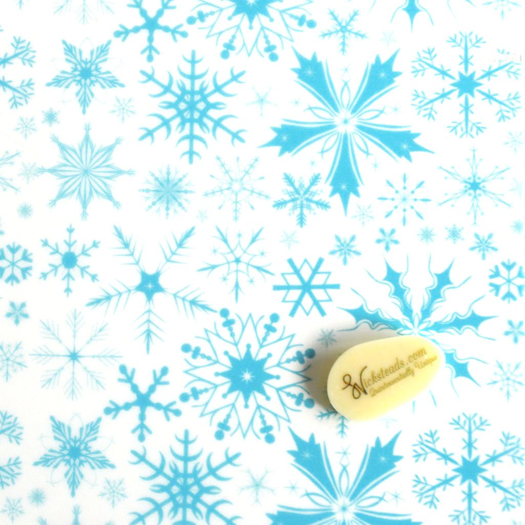 Wickstead's-Eat-Me-Edible-Meringue-&-Chocolate-Transfer-Sheets–Winter-Wonderland-Blue-Frozen-Ice-Snowflakes-Chintz-(1)