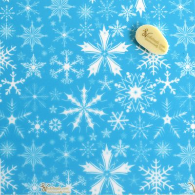 Wickstead's-Eat-Me-Edible-Meringue-&-Chocolate-Transfer-Sheets–Winter-Wonderland-Bright-Blue-Frozen-Ice-Snowflakes-Chintz-(1)