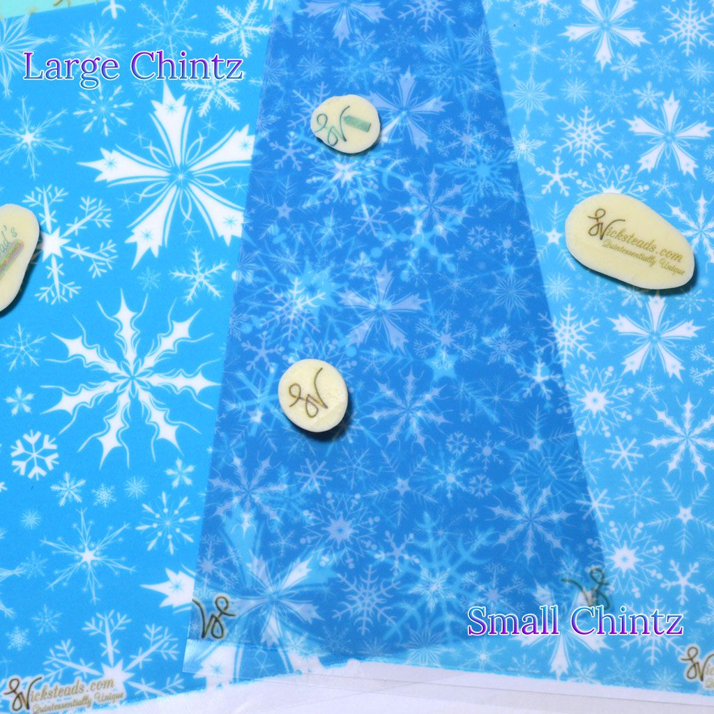 Wickstead's-Eat-Me-Edible-Meringue-&-Chocolate-Transfer-Sheets–Winter-Wonderland-Bright-Blue-Frozen-Ice-Snowflakes-Chintz-(2)