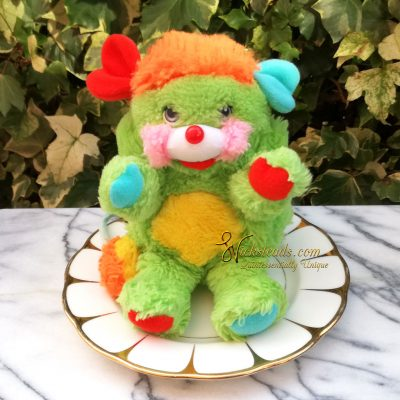 Wickstead's—Home-&-Living—Vintage1980's-Popples-Green-Putter-Popple-(1)
