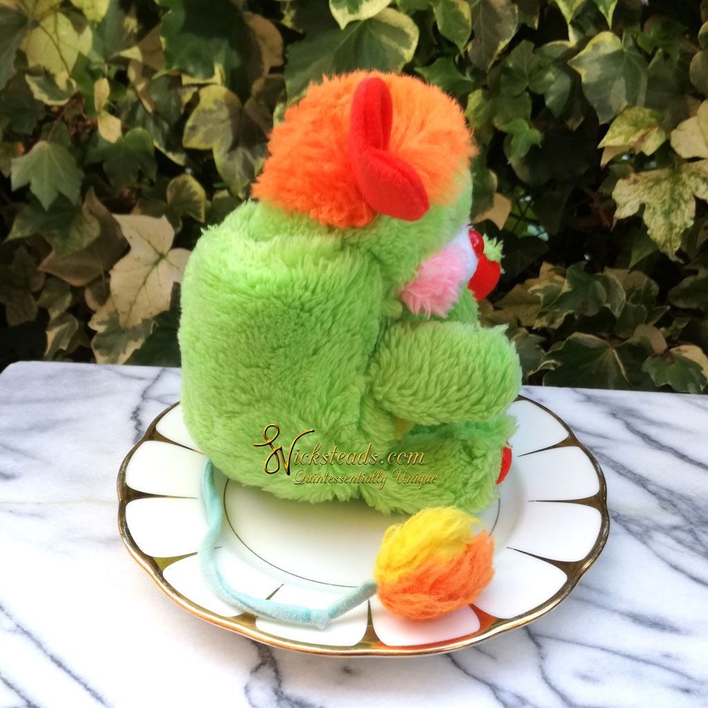 Wickstead's—Home-&-Living—Vintage1980's-Popples-Green-Putter-Popple-(4)