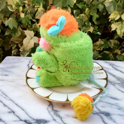 Wickstead's—Home-&-Living—Vintage1980's-Popples-Green-Putter-Popple-(5)