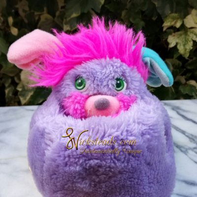 Wickstead's—Home-&-Living—Vintage1980's-Popples-Purple-Pretty-Bit-Popple-(1)