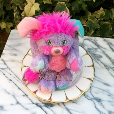 Wickstead's—Home-&-Living—Vintage1980's-Popples-Purple-Pretty-Bit-Popple-(10)