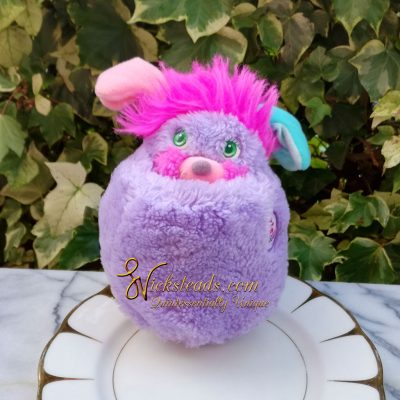 Wickstead's—Home-&-Living—Vintage1980's-Popples-Purple-Pretty-Bit-Popple-(2)