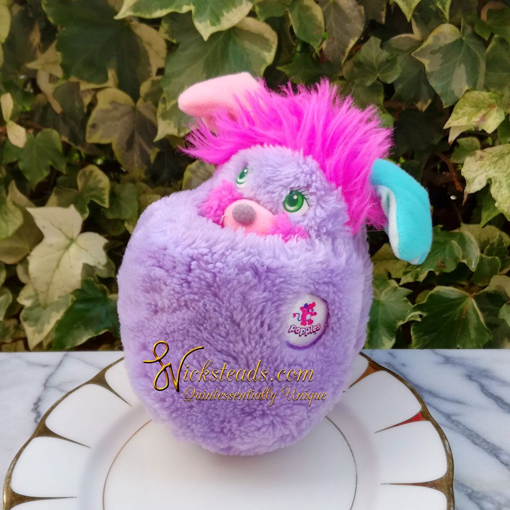 Wickstead's—Home-&-Living—Vintage1980's-Popples-Purple-Pretty-Bit-Popple-(3)