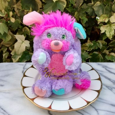 Wickstead's—Home-&-Living—Vintage1980's-Popples-Purple-Pretty-Bit-Popple-(6)