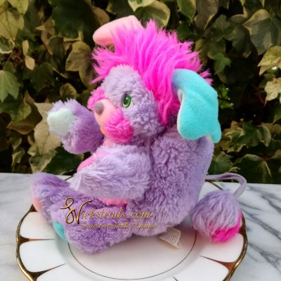 Wickstead's—Home-&-Living—Vintage1980's-Popples-Purple-Pretty-Bit-Popple-(7)