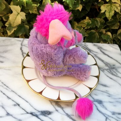 Wickstead's—Home-&-Living—Vintage1980's-Popples-Purple-Pretty-Bit-Popple-(9)