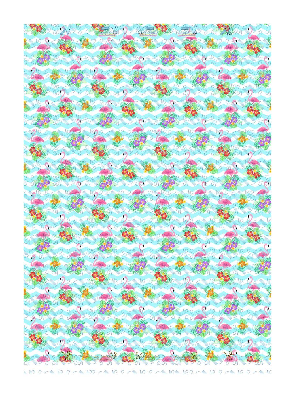 Wickstead's-Eat-Me-Edible-Meringue-Transfer-Sheets–Tropical-Flamingo-Chevron-(2)