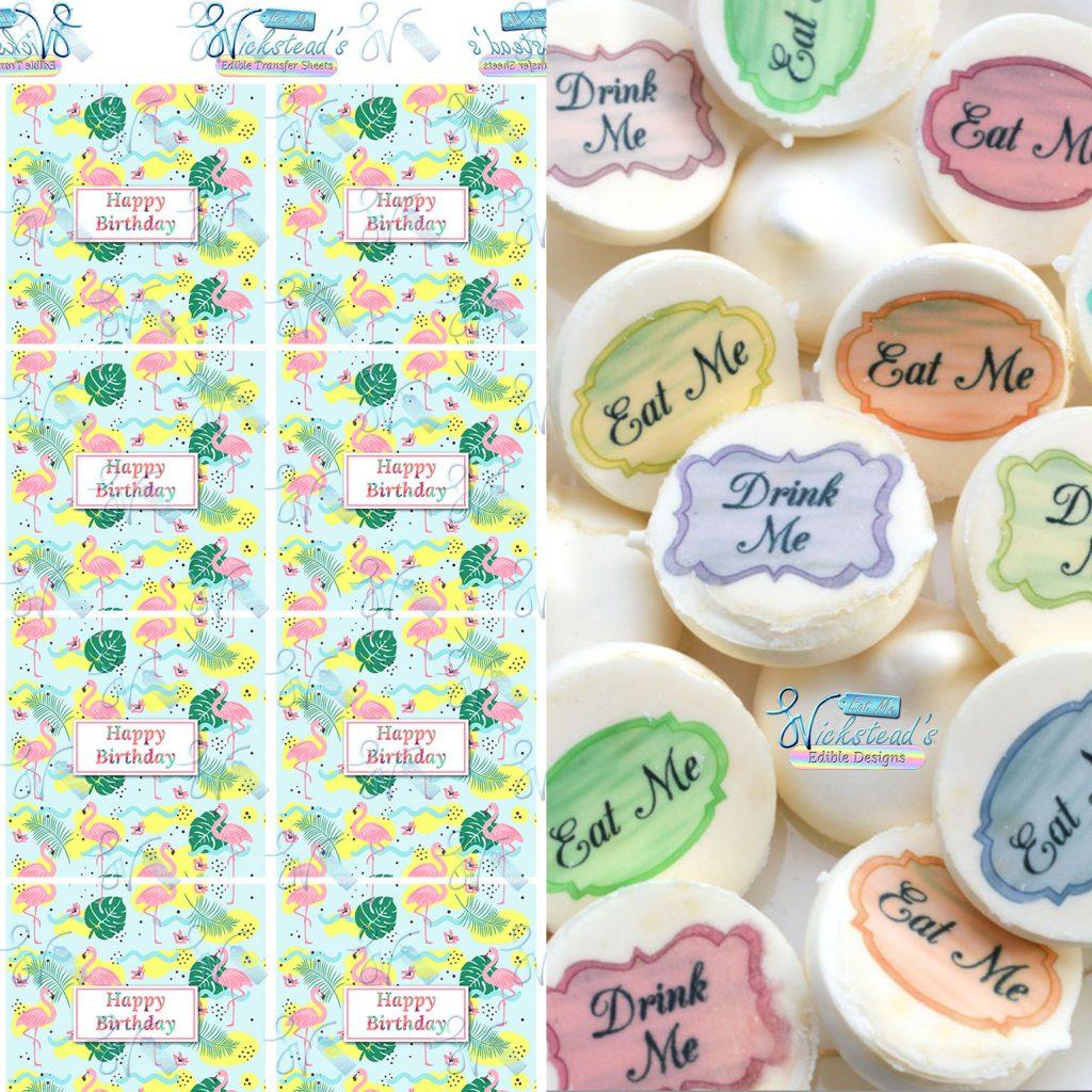 Wickstead's-Eat-Me-Edible-Meringue-Transfer-Sheets–Tropical-Flamingo-HAPPY-BIRTHDAY-(1)