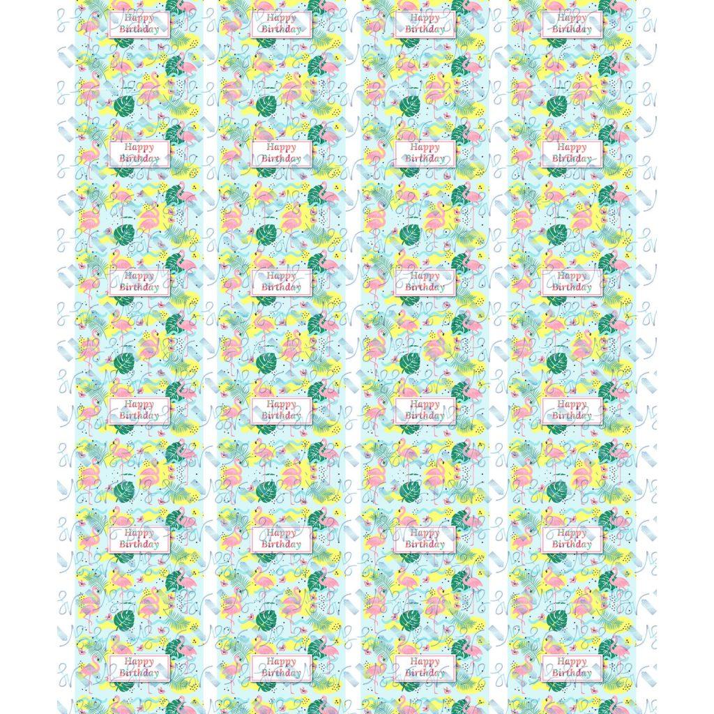Wickstead's-Eat-Me-Edible-Meringue-Transfer-Sheets–Tropical-Flamingo-HAPPY-BIRTHDAY-(3)