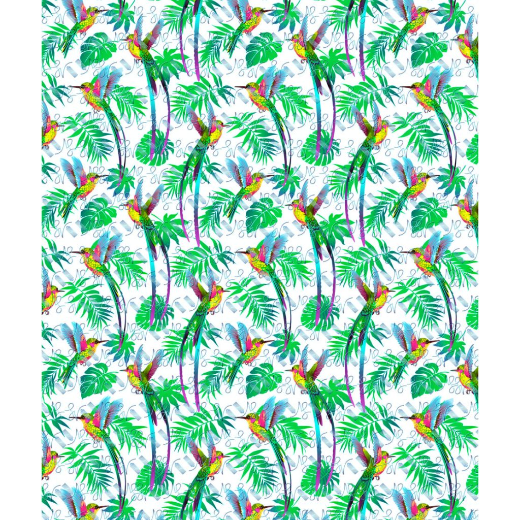 Wickstead's-Eat-Me-Edible-Meringue-Transfer-Sheets–Tropical-Hummingbirds-(Medium)